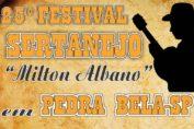 Festival Sertanejo 2017 em Pedra Bela - SP