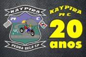 Encontro de Motociclistas Kaypira M.C. 2017