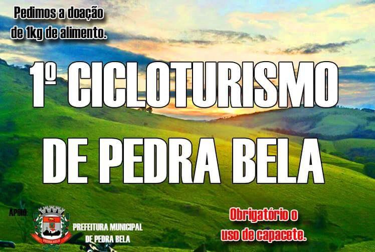 Cicloturismo Pedra Bela 2017