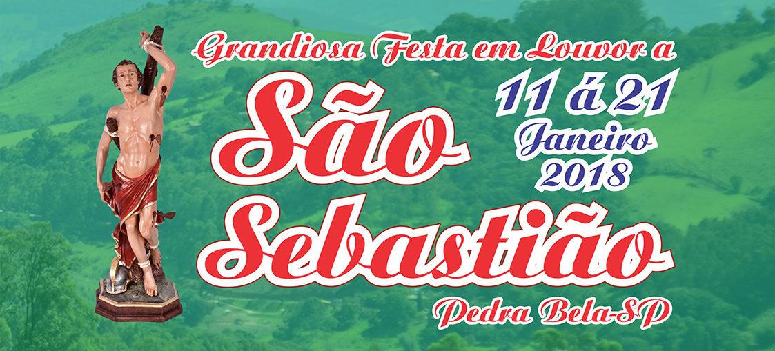 Destaque Festa de São Sebastião 2018